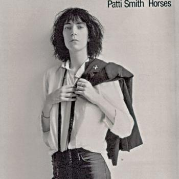 Patti Smith - Horses Artwork