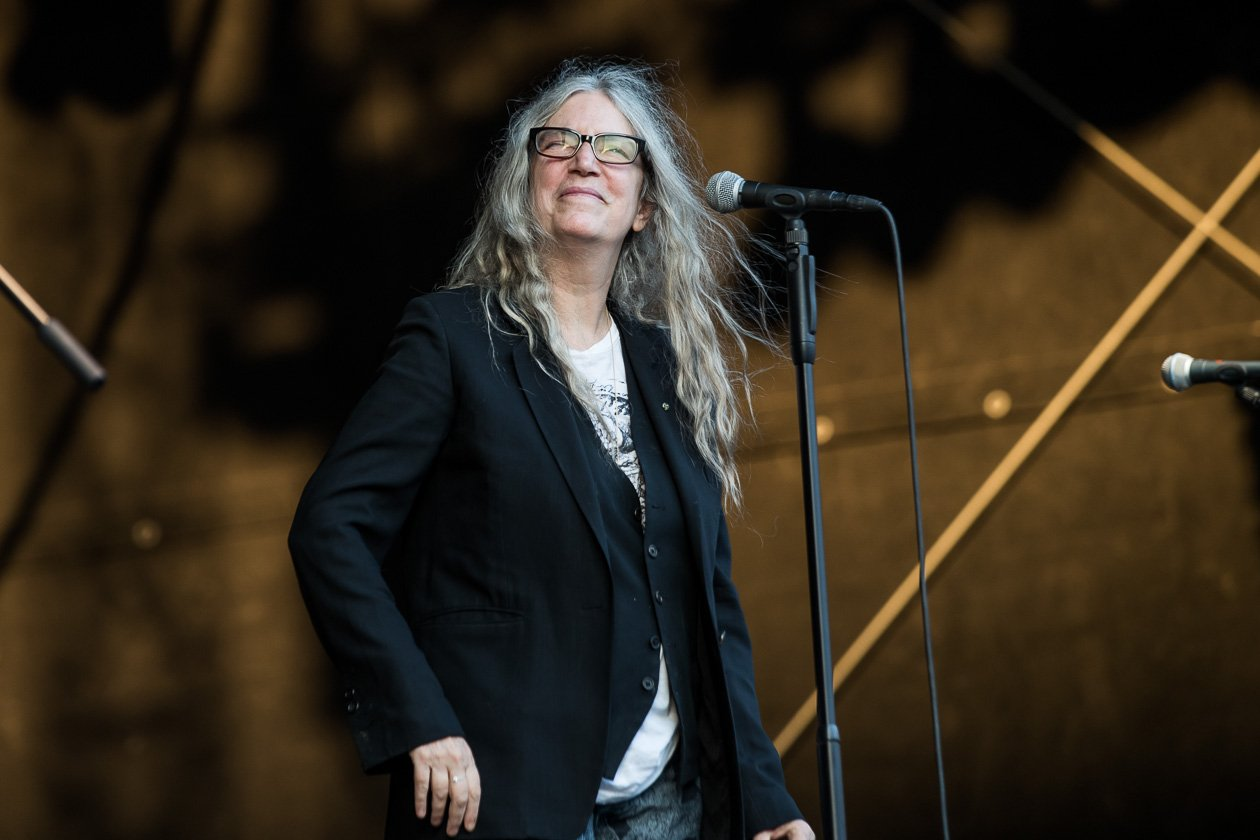 Patti Smith – Patti Smith.