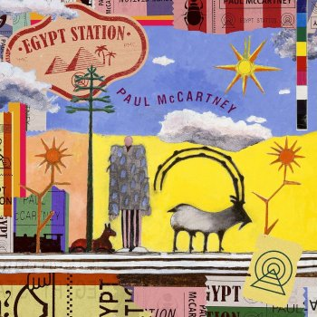 Paul McCartney - Egypt Station Artwork