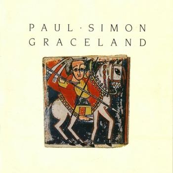 Paul Simon - Graceland Artwork