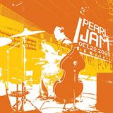 Pearl Jam - Benaroya Hall October 22nd 2003 Artwork