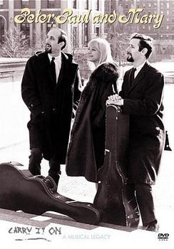 Peter, Paul And Mary - Carry It On Artwork