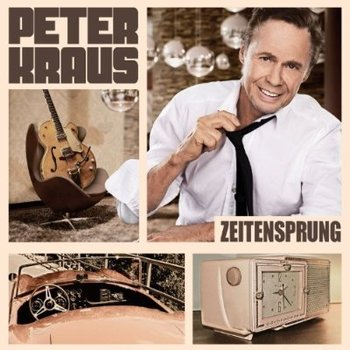 Peter Kraus - Zeitensprung Artwork