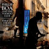Phillip Boa And The Voodooclub - Exile On Strait Street Artwork