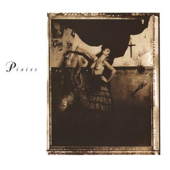 Pixies - Surfer Rosa Artwork