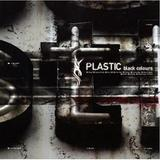 Plastic - Black Colours