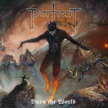 Portrait - Burn The World Artwork