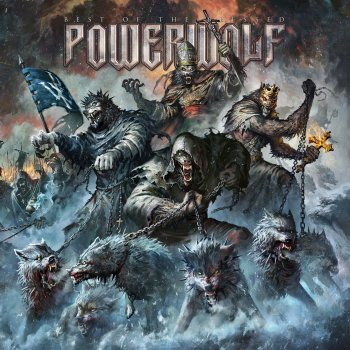 Powerwolf - Best Of The Blessed Artwork