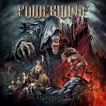 Powerwolf - The Sacrament Of Sin Artwork