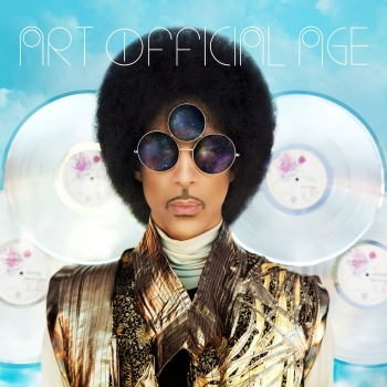 Prince - Art Official Age Artwork