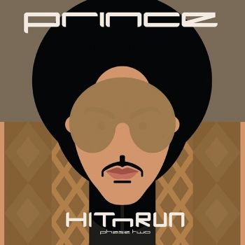 Prince - HITnRUN Phase Two Artwork