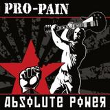 Pro Pain - Absolute Power Artwork