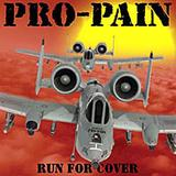 Pro Pain - Run For Cover Artwork