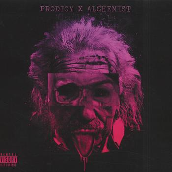 Prodigy & Alchemist - Albert Einstein Artwork
