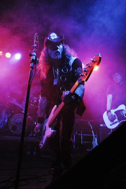 Psychopunch – 110% Rock'n'Roll im Kulturladen. –