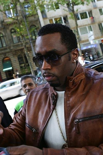 Puff Daddy – Close Up