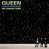 Queen & Paul Rodgers - The Cosmos Rocks Artwork