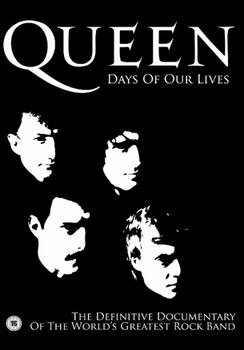 Queen - Days Of Our Lives Artwork