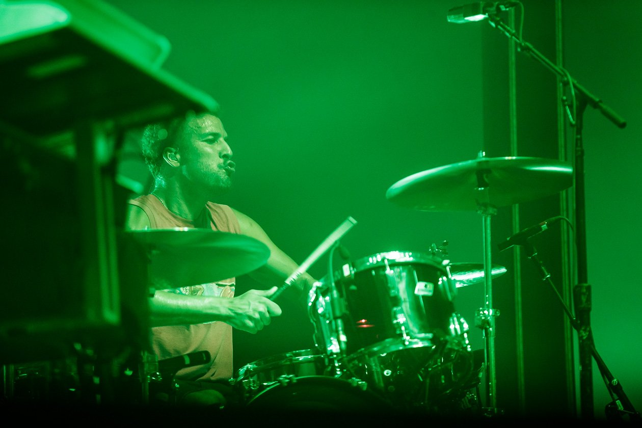 Queens Of The Stone Age – Jon Theodore.