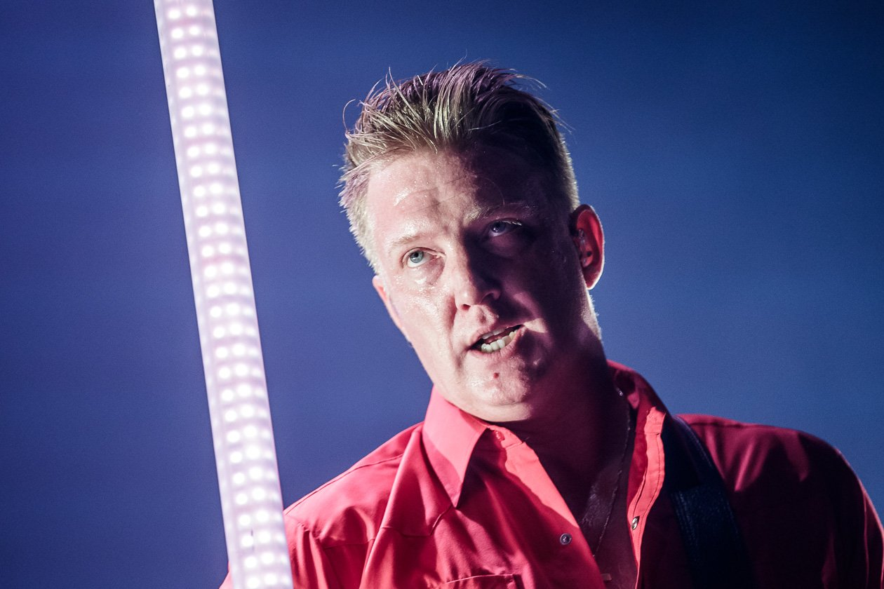 Queens Of The Stone Age – Josh Homme und Gang in Deutschland. – Leader of the gang.