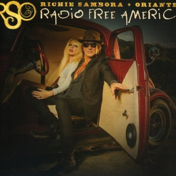 RSO - Radio Free America Artwork