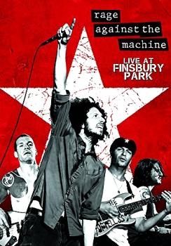 Rage Against The Machine - Live At Finsbury Park Artwork