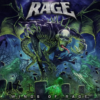 Rage - Wings Of Rage Artwork
