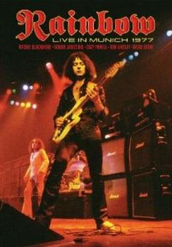 Rainbow - Live In Munich 1977 Artwork