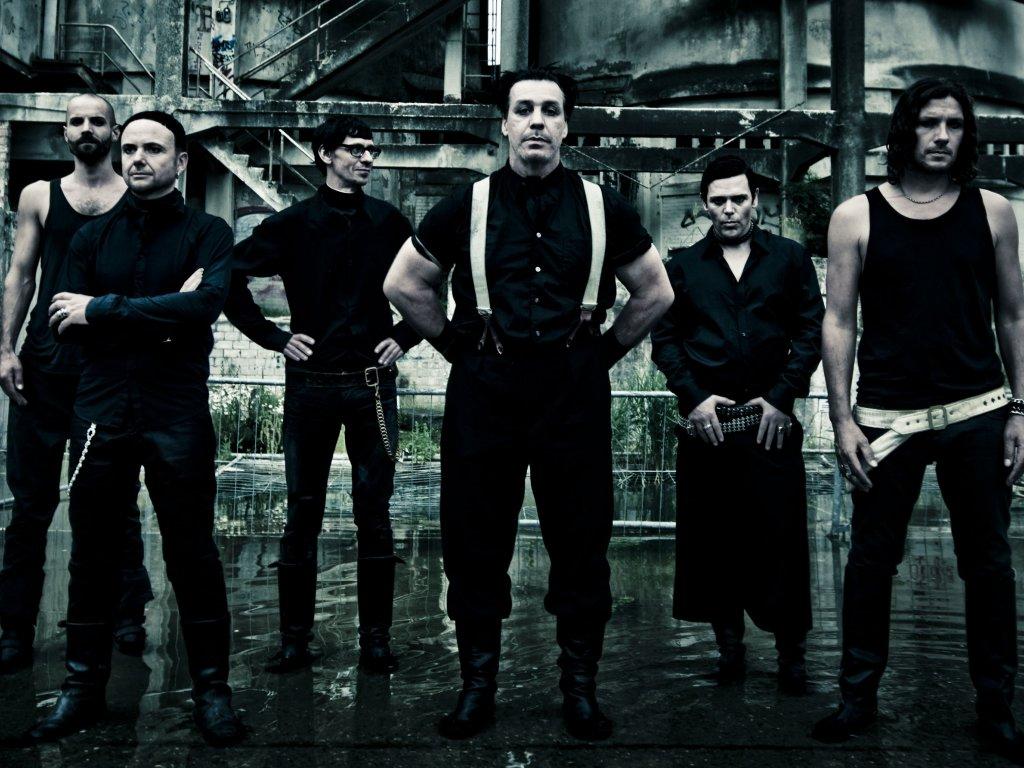 Rammstein Rock Am Ring
