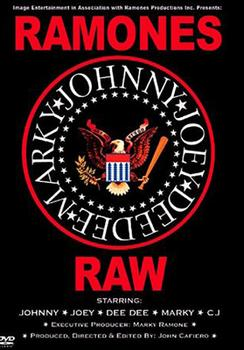 Ramones - Raw Artwork