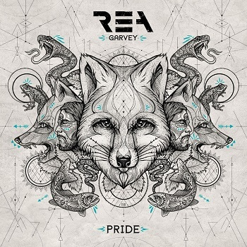 Rea Garvey - Pride Artwork