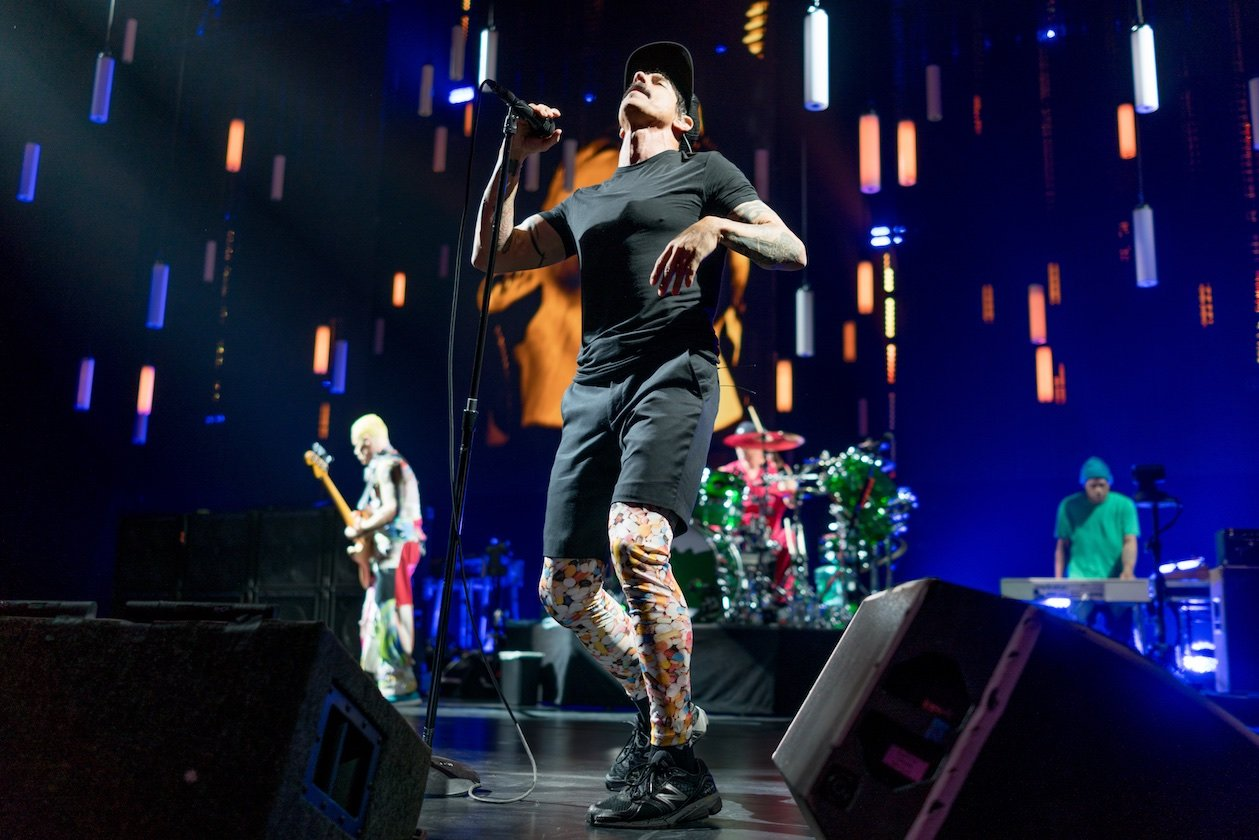 Red Hot Chili Peppers – Viel Live-Spaß mit den Chili Peppers in der Hauptstadt. – Red Hots.