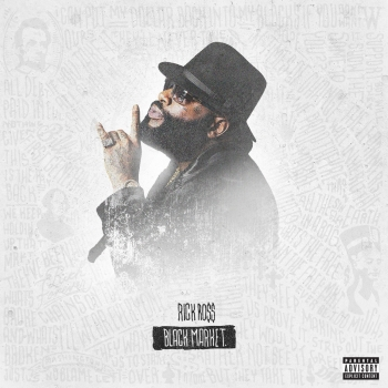Rick Ross - Black Market Artwork