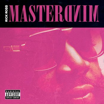 Rick Ross - Mastermind Artwork