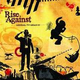 Rise Against - Appeal To Reason Artwork