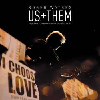 Roger Waters - Us + Them Artwork