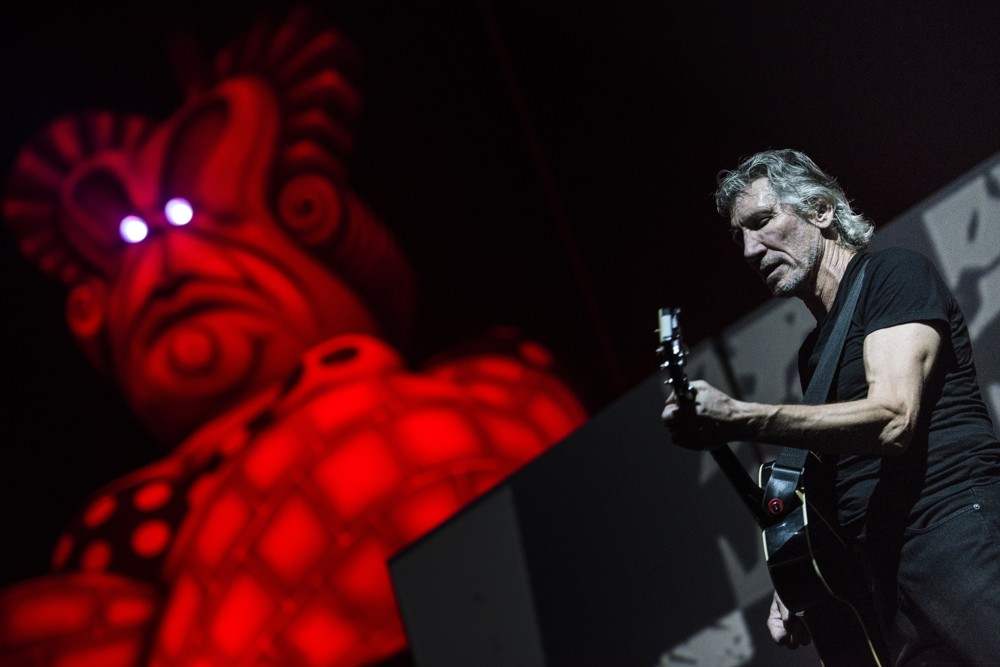 2013: Der Pink Floyd spielt The Wall. – Roger Waters