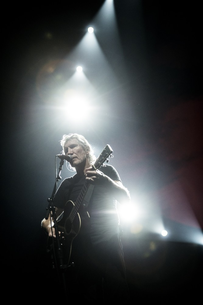 2013: Der Pink Floyd spielt The Wall. – Roger Waters.