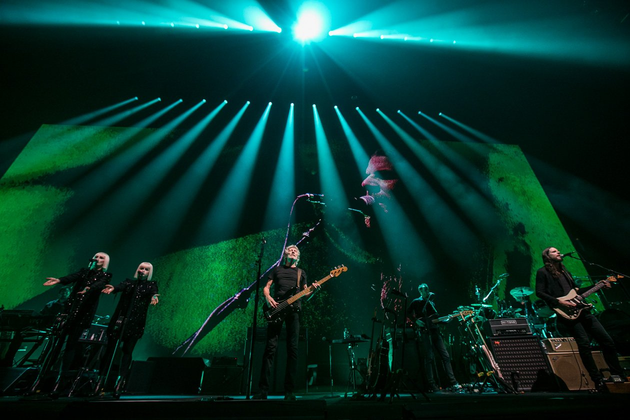 Roger Waters – In der Lanxess Arena.