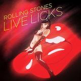 Rolling Stones - Live Licks Artwork