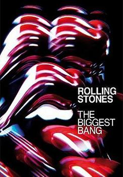 Rolling Stones - The Biggest Bang Artwork