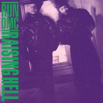 Run DMC - Raising Hell Artwork