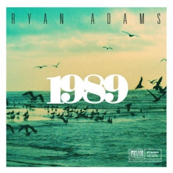 Ryan Adams - 1989 Artwork