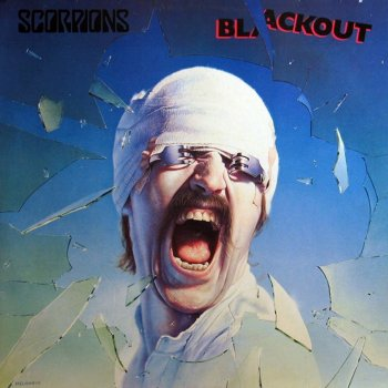 Scorpions - Blackout Artwork