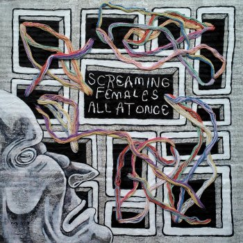 Screaming Females - All At Once Artwork