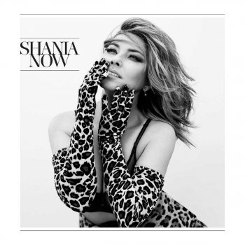 Shania Twain - Now Artwork