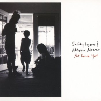 Shelby Lynne & Allison Moorer - Not Dark Yet Artwork