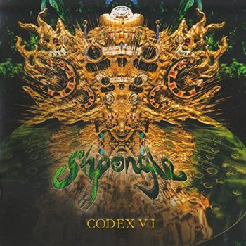 Shpongle - Codex VI Artwork