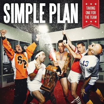 Simple Plan - Taking One For The Team Artwork