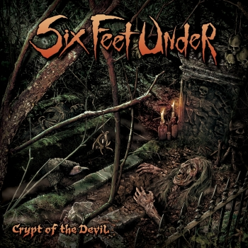 Six Feet Under - Crypt Of The Devil Artwork